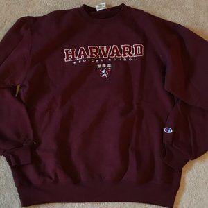 Champion Harvard Medical School Crew Sweatshirt